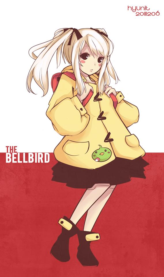 The Bellbird by hyunit