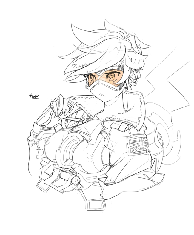 Tracer by hyunit