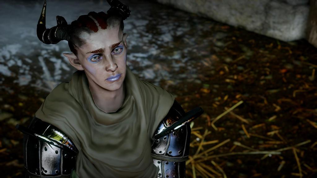Dragon Age Qunari | HAIRSTYLE GALLERY