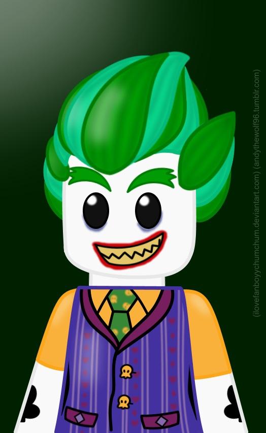 Joker Lego batman movie by ilovefanboyychumchum on DeviantArt