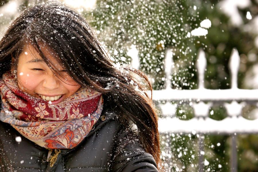 Snow by Sensenfrau