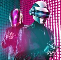 Daft Punk by blackshadowyoshi