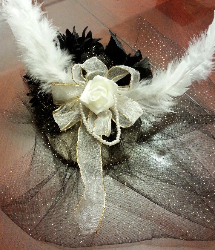 Feather Headpiece 1 by koneji