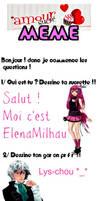 Meme Amour Sucre ElenaMilhau