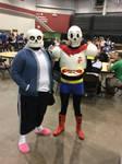 Tsubacon 2016 - Skeleton Brothers
