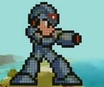 Shoot'em all, Megaman!