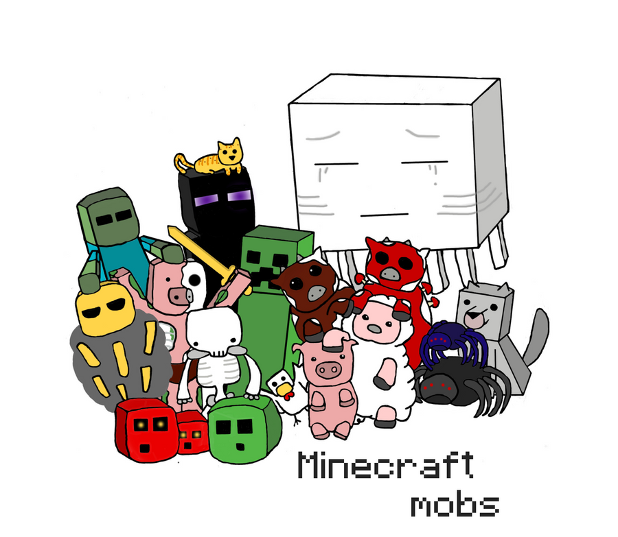 Which Minecraft Mob are you? | Playbuzz