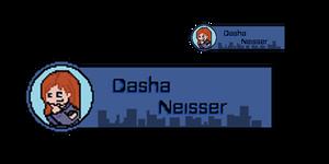 Marcalibros Dasha Neisser