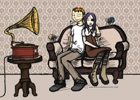Phonograph by godlessmachine