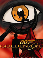 Goldeneye by godlessmachine