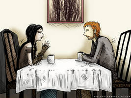 Conversations by godlessmachine