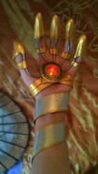 Stargate Goa'uld's Kara Kesh by SpinoJP