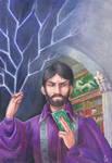 Tarot Sorcerer by Shaniah
