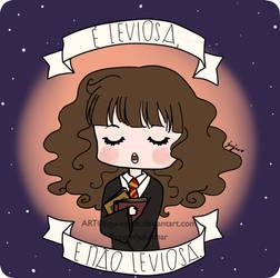 It's LeviOsa, not LevioSA. by Juju-Moon