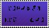 Invader Zim Fan Stamp by CaptainRandom16