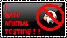 Animal Testing Stamp by Sammybzz