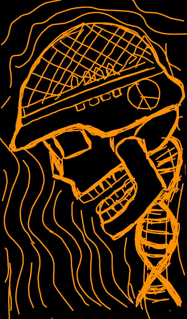 Agent Orange by Kitsune-Knight