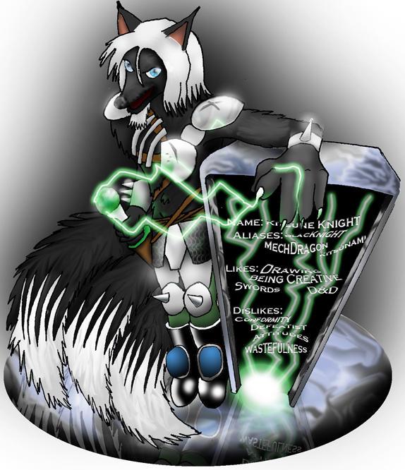 Kitsune-Knight's Profile Picture