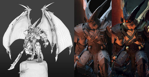 demon_presentation by sanat49