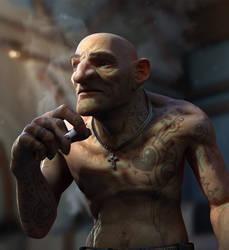 goblin-in-law by sanat49