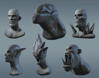 Heads_sculpting_01 by sanat49