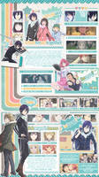 [MAL Layout] When We Are Together feat Noragami