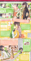 [MAL Layout] When I was King feat Lelouch x C.C. by Shino-P