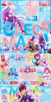 [MAL Layout] CHECKMATE! feat No Game No Life