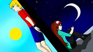 El dia y La noche, Mi Gran Amor by MaiteRitsuki