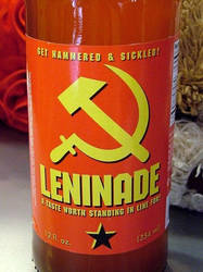Bottle of Leninade by Melkor13