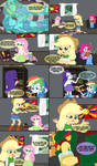 Mlp Eg Wake Up With A Monster Part 47 by Deidrax