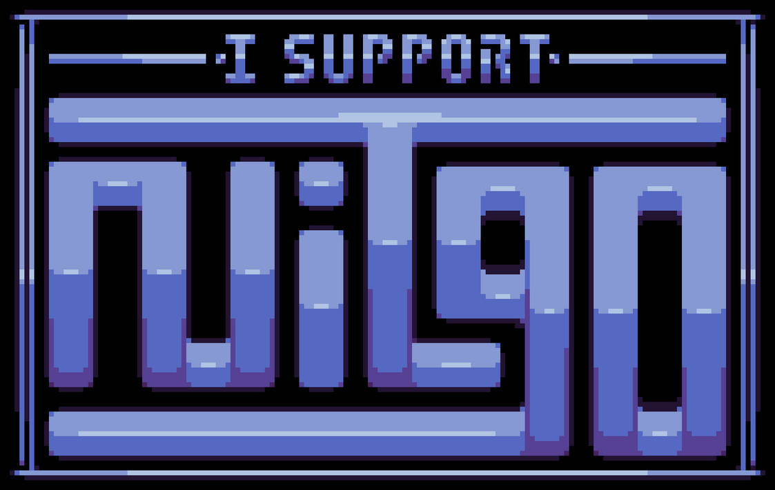 Support stamp