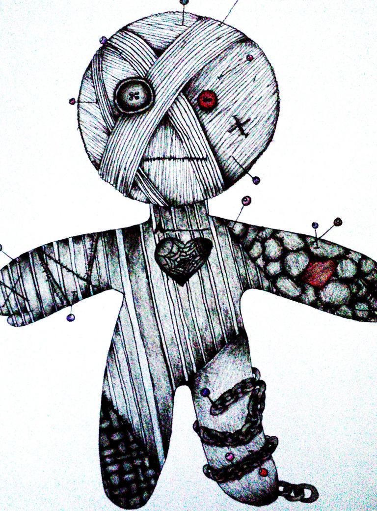 Voodoo Doll. by Rayne1905 on DeviantArt