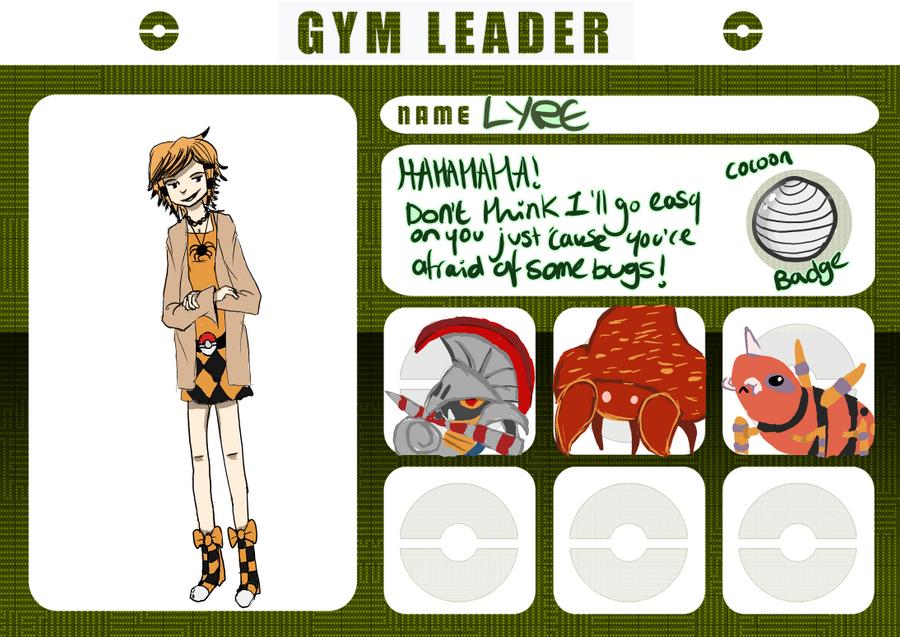 Pokemon Rainbow: Gym Leader Lyre