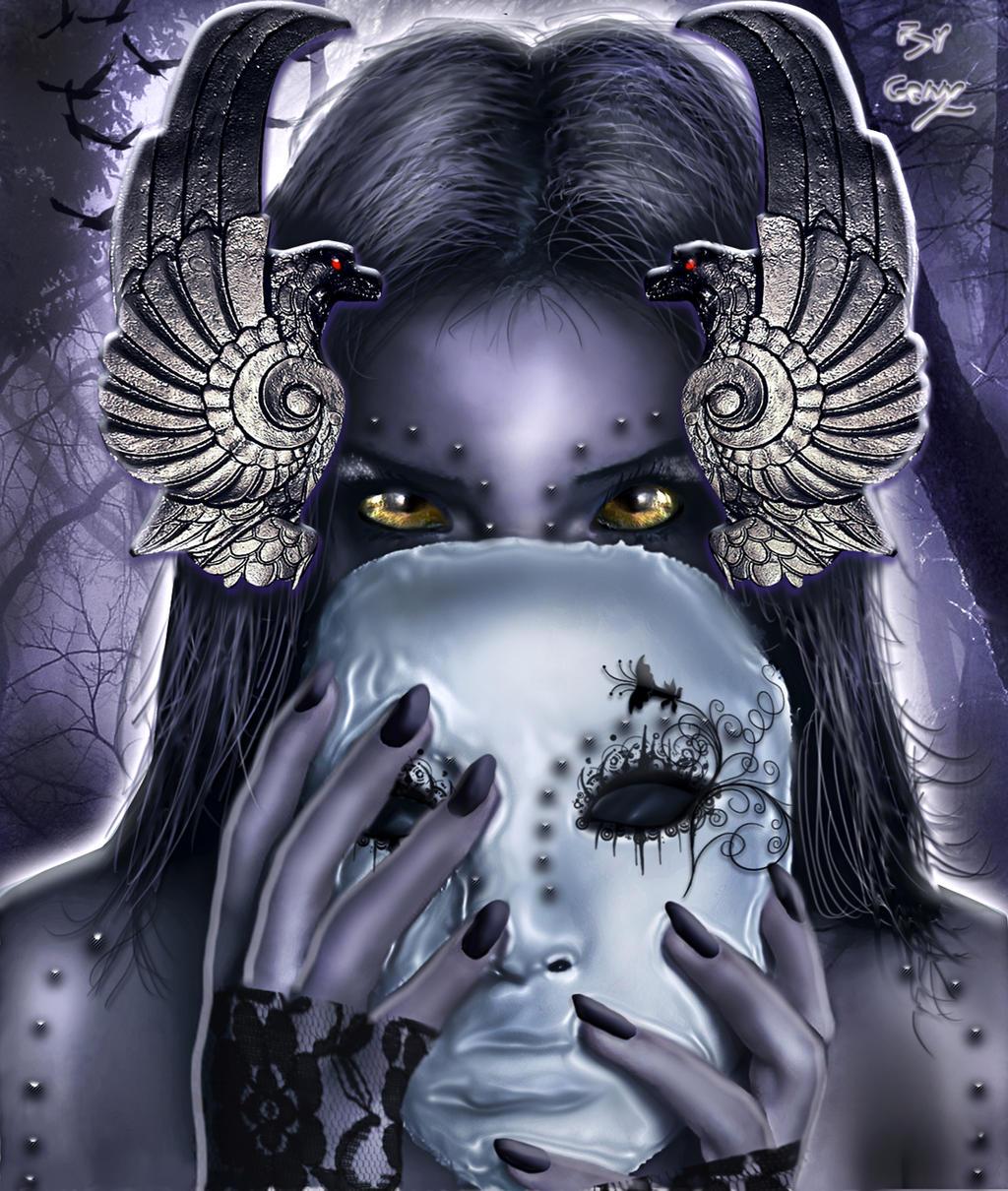 Masquerade Eagle