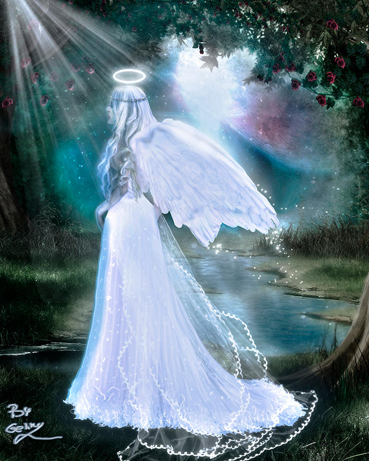 Angel in The Wood