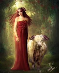 Taurus Fantasy Fairy