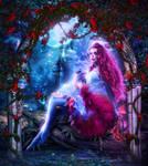 Secret Enchanted  Rose's Garden
