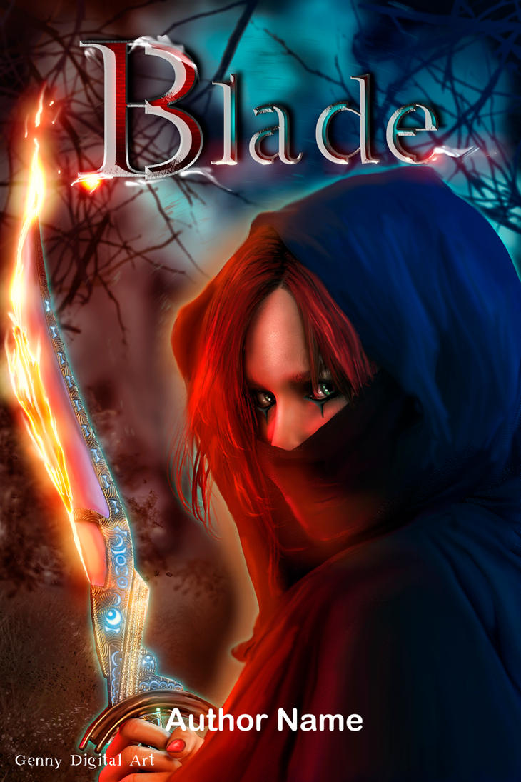 Cover Blade Premade by Sinphie