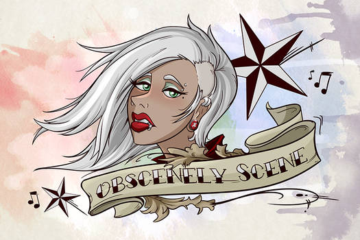 ALT - Tattoo - Obscenely-Scene