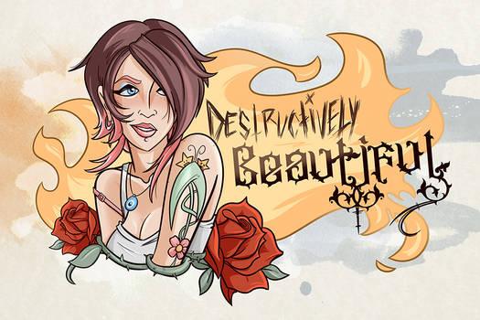 ALT - Tattoo - Destructively-Beautiful