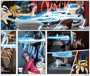 LAWLS Comic- 0188 - Break Through by deniscaron
