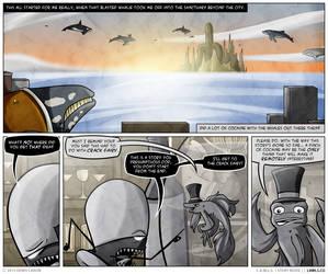 LAWLS Comic - 0205 - Presumptuous Cod by deniscaron