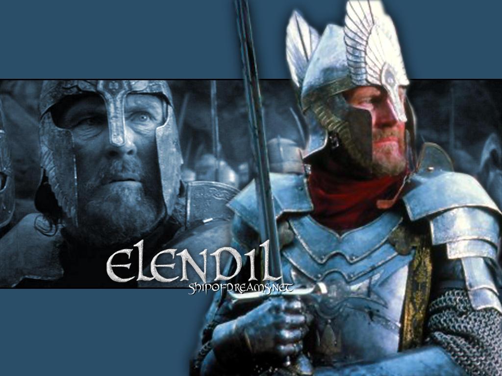 Lord Of The Rings Elendil Sword