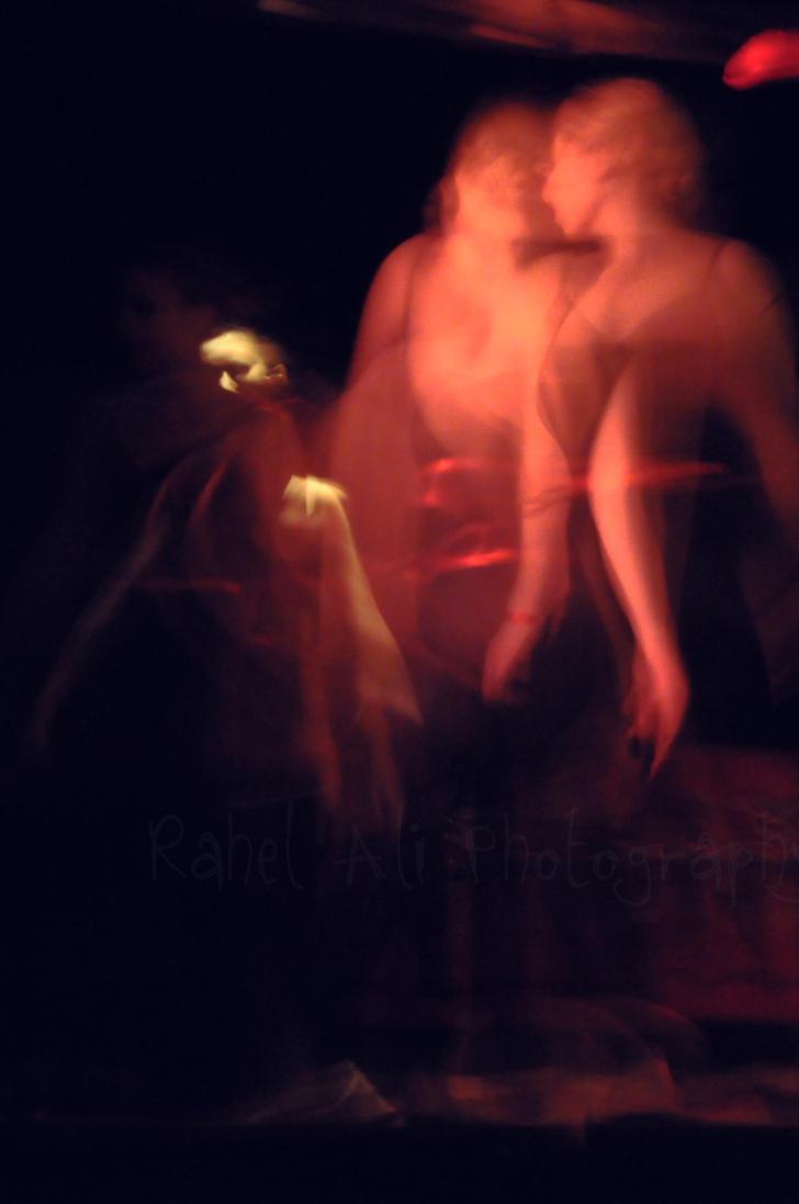 Geoff Woolf Series - Bullet by Raquhel