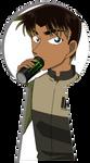 Codename:900hrs (Hattori Heiji) Keyhole