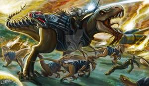 predators attack