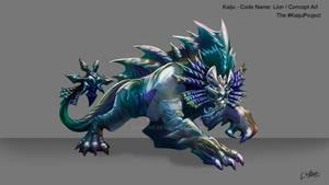 Kaiju Lion