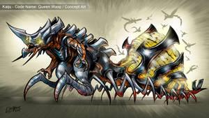 Kaiju - Queen Wasp
