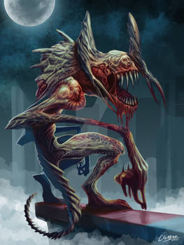 Evil Gargoriak